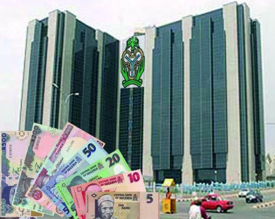 Central Bank of Nigeria injects $210 million into currency market