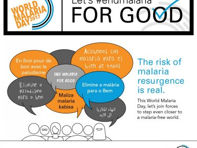 #EndMalaria For Good