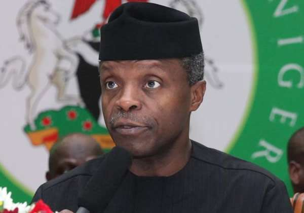 Acting President Osinbajo Condemns violent attack in Taraba, orders Security reinforcement