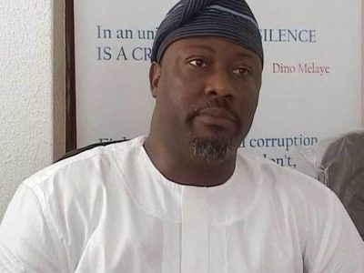 As Dino Melaye's Political Sunset Looms