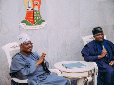 Oyo, Lagos to Partner on Agric, Regional Integration