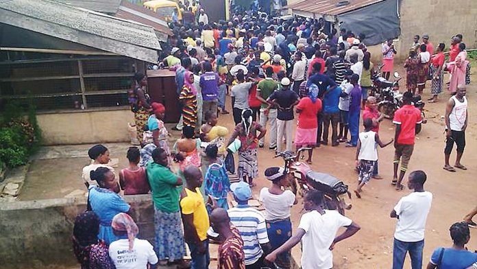 Badoo Ritual Gang Moves into Owode-Ajegunle, killed three