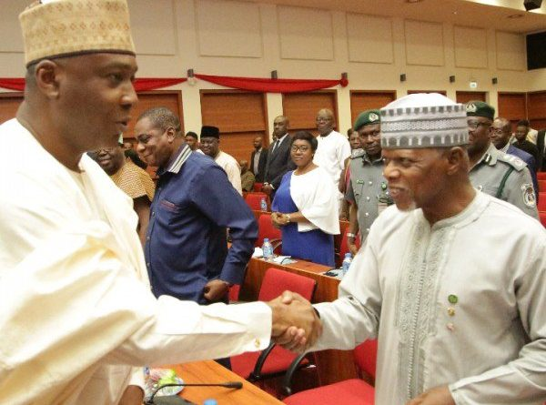 Smuggling, Greatest Threat To Buhari's Economic Policy, Says Saraki