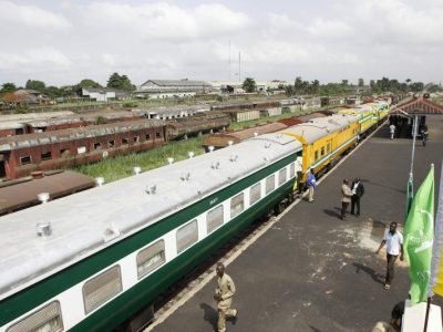 FG Seeks to Diversify From Oil With $41 Billion of Rail
