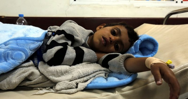 WHO plans global war on cholera as Yemen caseload nears 700,000