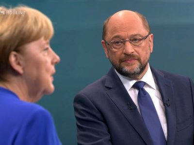 German Election Debate