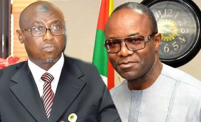 Putting aside fight, Kachikwu, Baru discuss opportunities in Nigeria's oil and gas industry