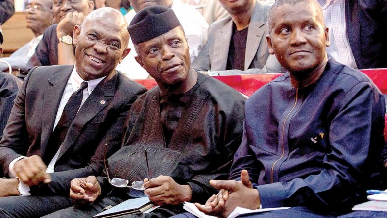 Past history of failures does not define Africa's future—VP Osinbajo