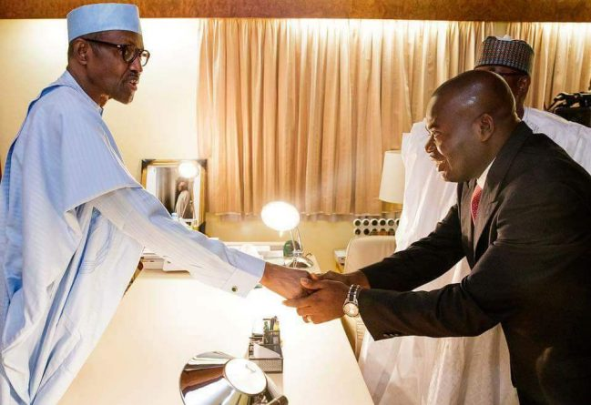 Anambra Governorship: Elect Tony Nwoye As Present to President Buhari, Oyegun Tells State Electorate