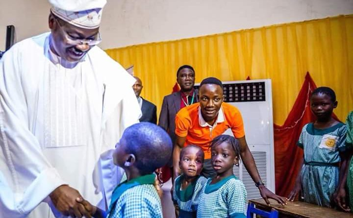 Oyo Awards Scholarship To Best WASSCE Students, Launches Education Trust Fund