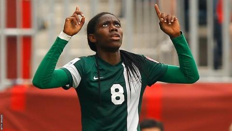 LASG justifies support for Asisat Oshoala Foundation