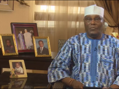 Atiku only alternative to Buhari? Then We're Done!  By Farooq Kperogi