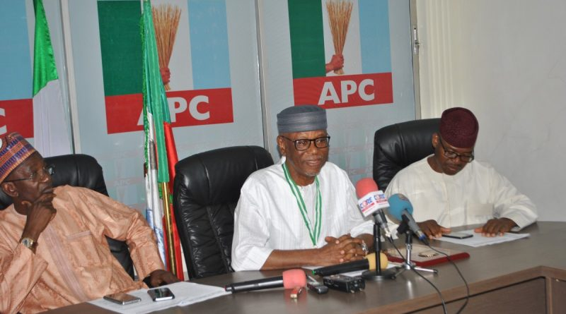 Oyegun on Atiku Exit