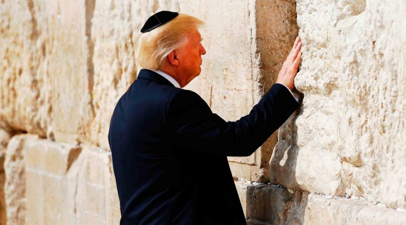 Trump Jerusalem Declaration