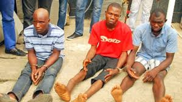 Lagos Police Command arrests kidnappers