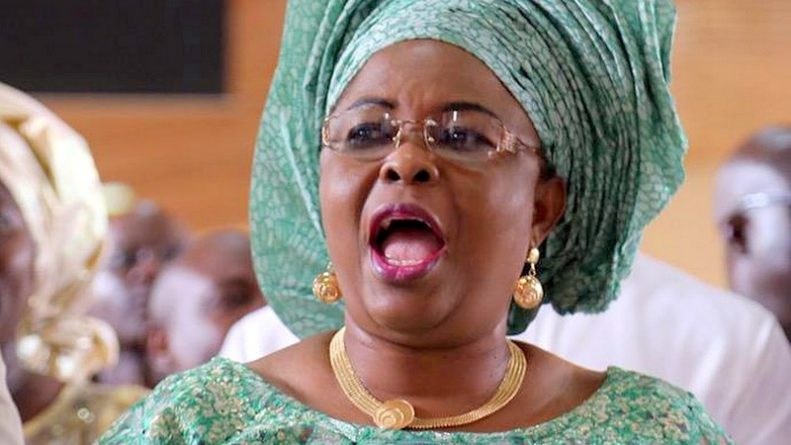 Let's Settle, Patience Jonathan pleads to EFCC