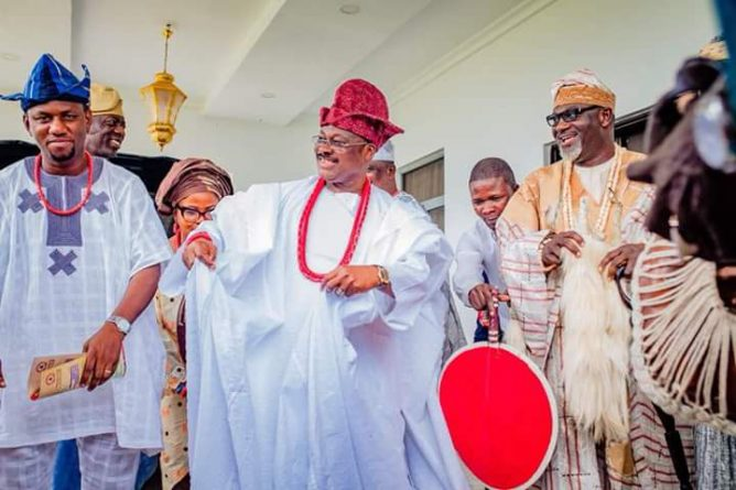 Culture Is One Of Our Legacy Pillars – Ajimobi